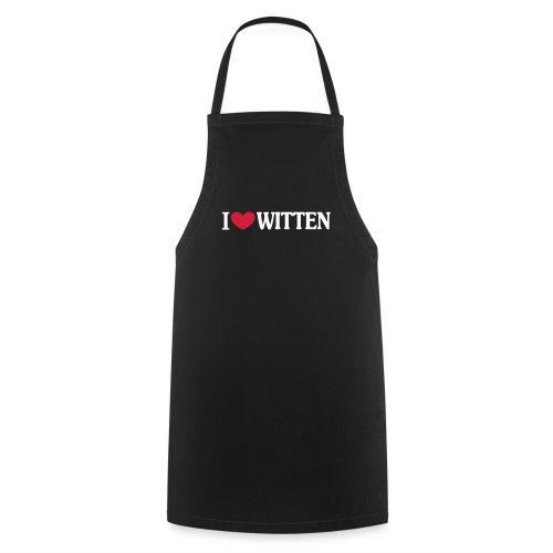 I love Witten - Kochschürze