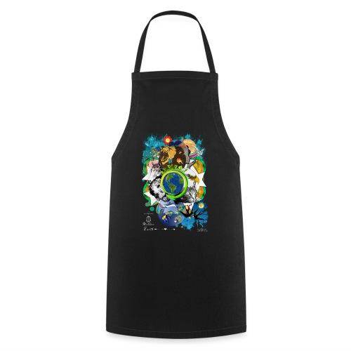 Mother Earth -by- T-shirt chic et choc - Tablier de cuisine