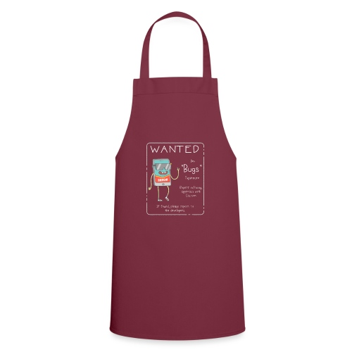Bugs - Cooking Apron