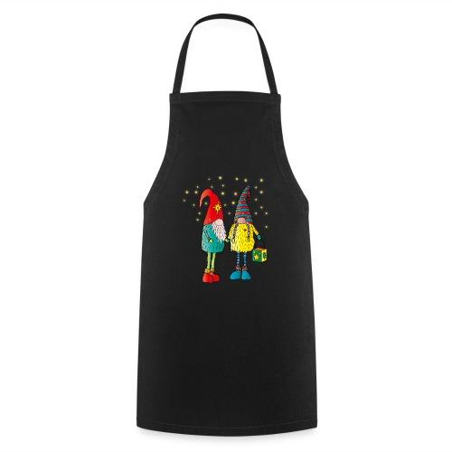 Weihnachtswichteln - Kochschürze