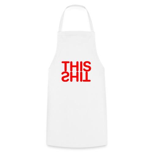 THIS Red - Delantal de cocina