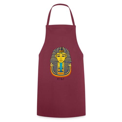 Pharao Tutanchamun - Kochschürze