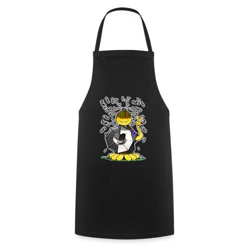 super duper sensei - Delantal de cocina