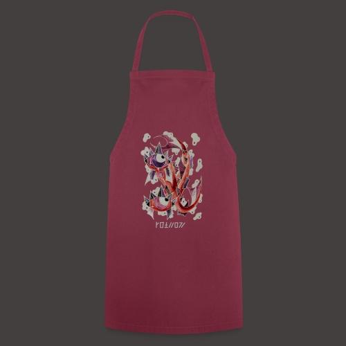 Poisson Négutif - Tablier de cuisine