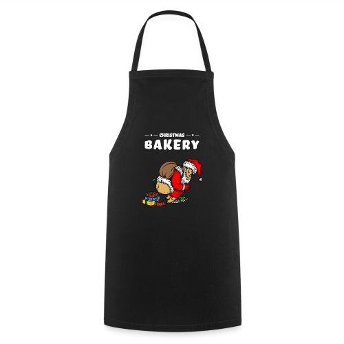 Ugly Weihnachtsmann Weihnachten lustig Sprüche - Kochschürze