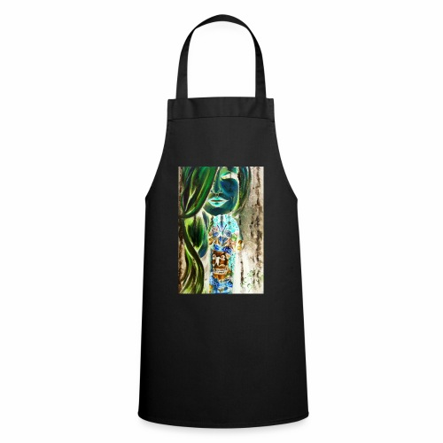 Sugar Babe Loves Scotland The Dark Side 1 - Cooking Apron