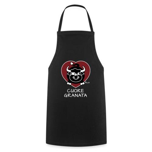Torino Cuore Granata, Football Club, Calcio Italia - Tablier de cuisine