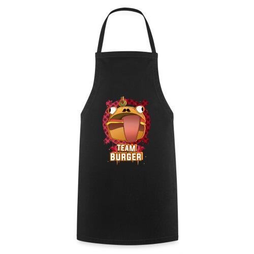team burger - Delantal de cocina