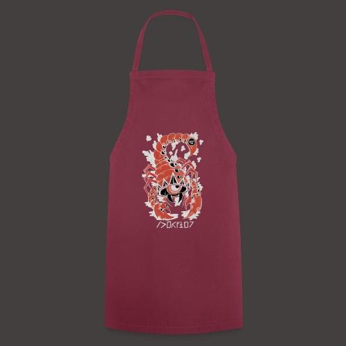 Scorpion negutif - Tablier de cuisine