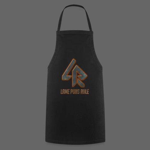 Lame Puns Rule: Logo - Cooking Apron