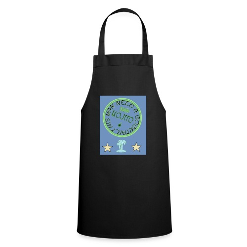 Summer t-shirt - Cooking Apron