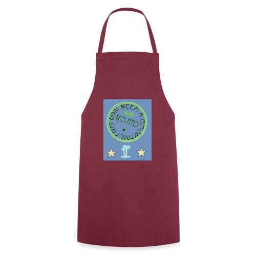 Summer t-shirt - Cooking Apron