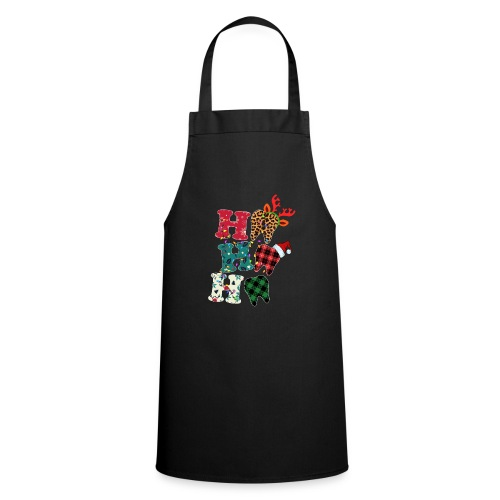 Ho Ho Ho Tooth - Cooking Apron
