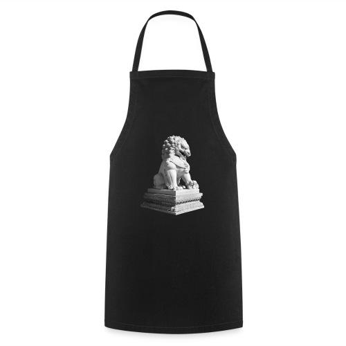 Fu Hund Tempelwächter Wächterlöwe Buddha China - Kochschürze
