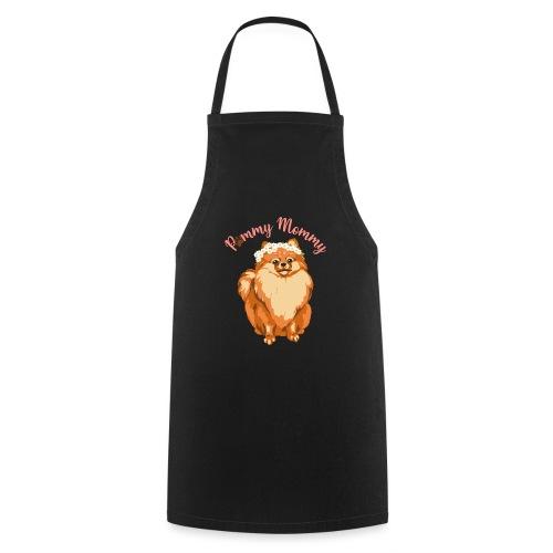 Pommy Mommy Pomeranian - Förkläde