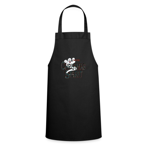 I'm in the Christmas Spirit - Ghost - Cooking Apron