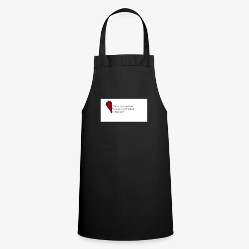 Heart Art - Kochschürze
