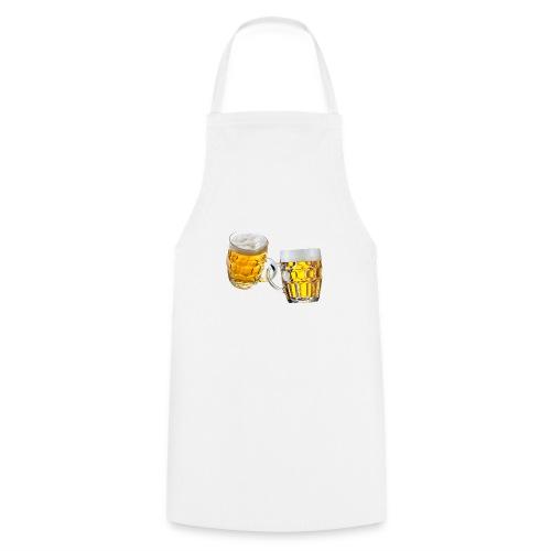 Boccali di birra - Grembiule da cucina