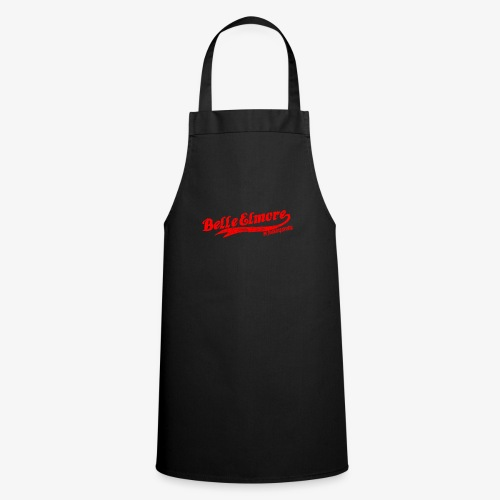 baseball red - Cooking Apron