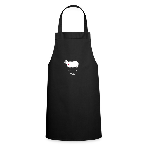 Schaf Moin - Kochschürze