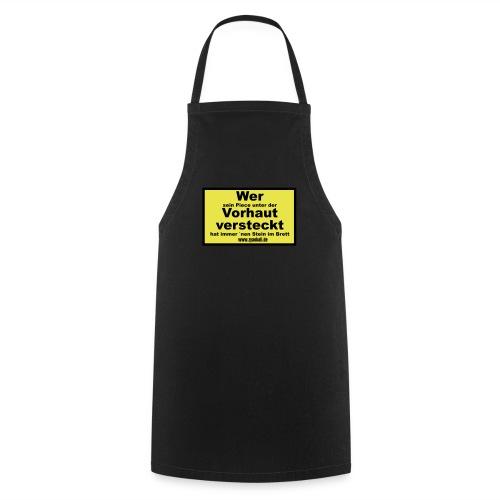 wer_sein_piece - Kochschürze