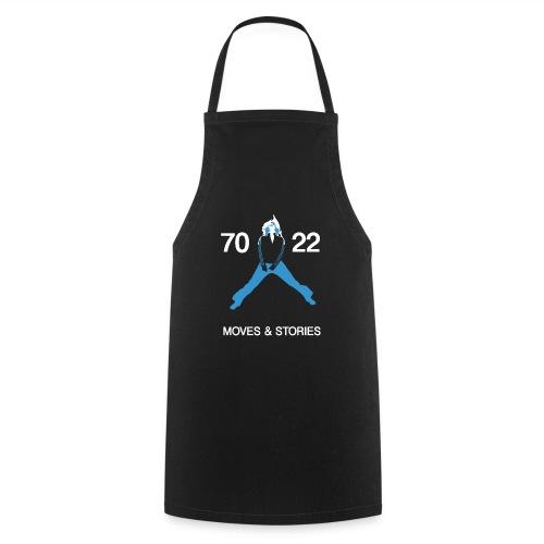 7022 Moves & Stories (Männer Shirt) - Kochschürze