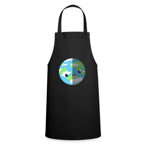 Cute Earth - Cooking Apron