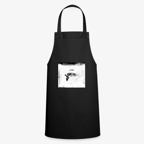 Hyena blackwhitecontest - Förkläde