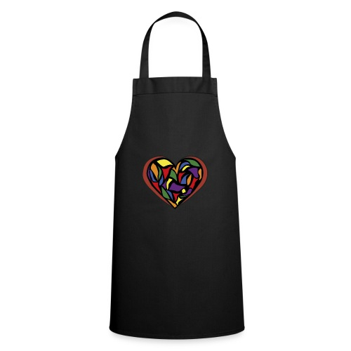 cuore di vetro - Grembiule da cucina