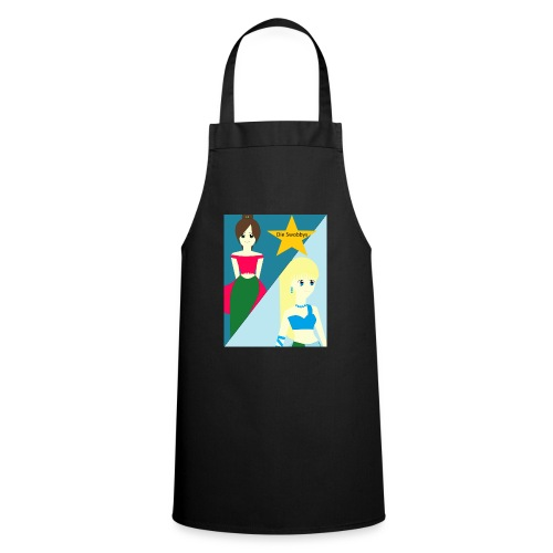 Langarmshirt - Die Swobbys - Kochschürze