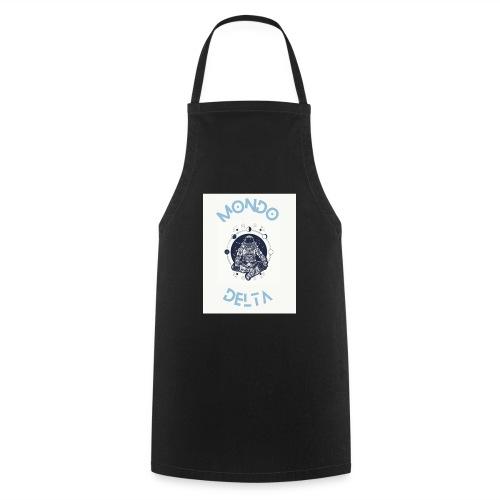 Mondo Delta T-shirt - Grembiule da cucina