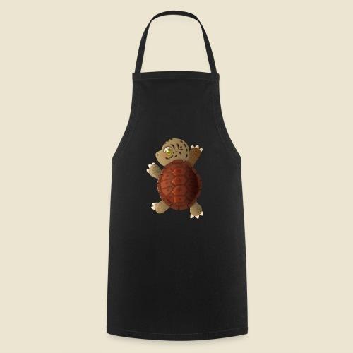 Bébé tortue - Tablier de cuisine