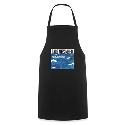 Raus aufs Meer quadratisch - Kochschürze