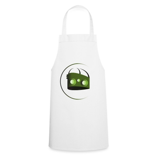 Retro Alien - Cooking Apron