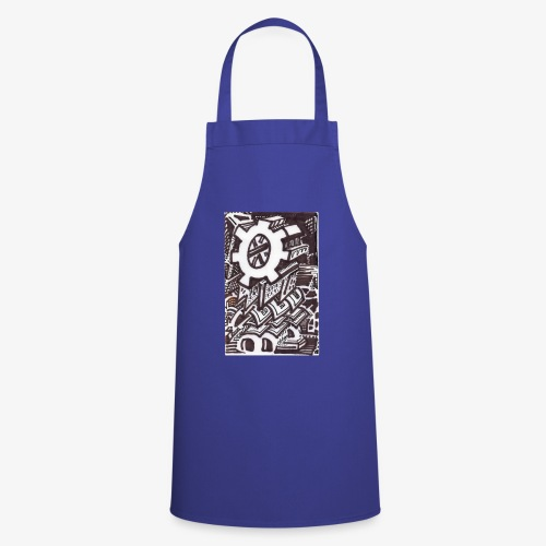 The Solitary Cog - Cooking Apron