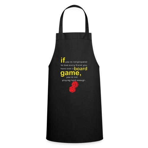 Board gamer - Cooking Apron