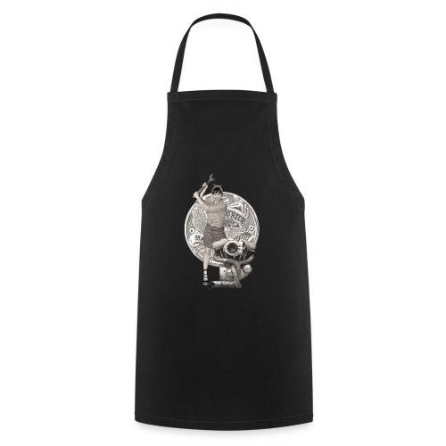 Hard Mechanic Pin-up - Tablier de cuisine