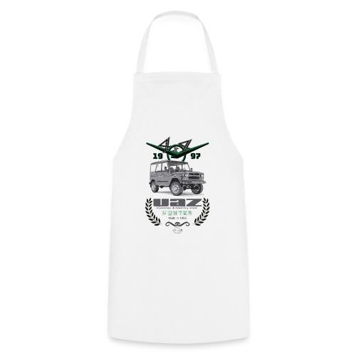 UAZ Hunter 1997 - Delantal de cocina