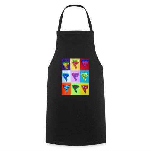 Pizza Warhol - Tablier de cuisine