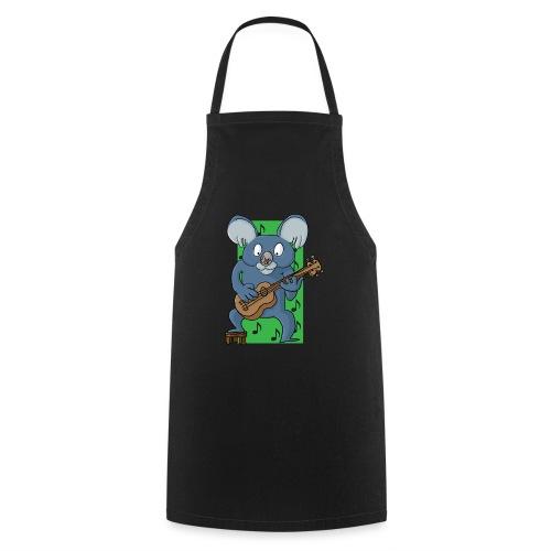 La koala ukuléliste - Tablier de cuisine