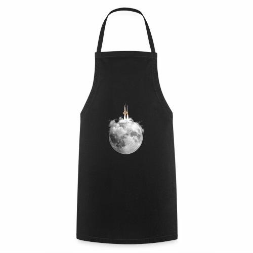 Mondrakete - Kochschürze