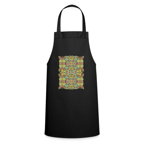 Weird creatures multiplying infinitely - Cooking Apron