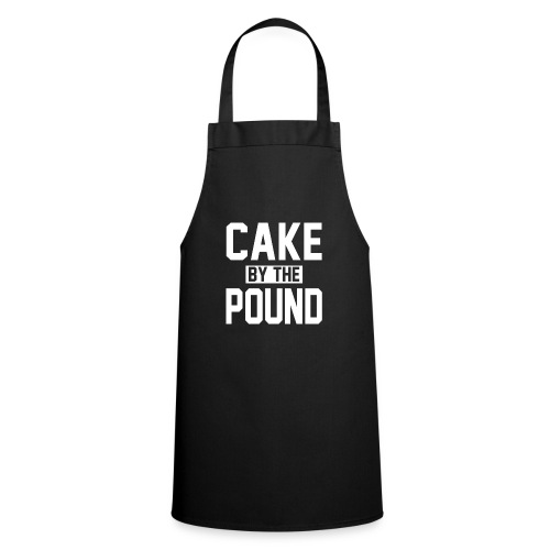 Cake by the Pound - Cooking Apron