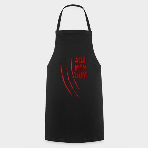 Blutige Monster Krallen Kratzer ADAMANTIUM - Kochschürze