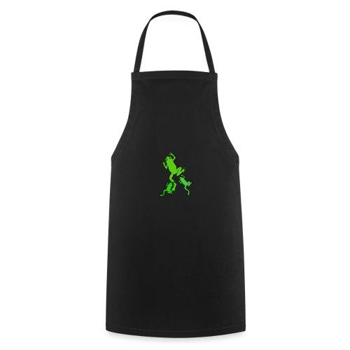 Frosch Familie - Kochschürze