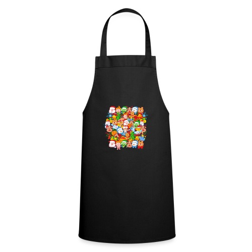 All are ready for Christmas, to celebrate in big! - Cooking Apron