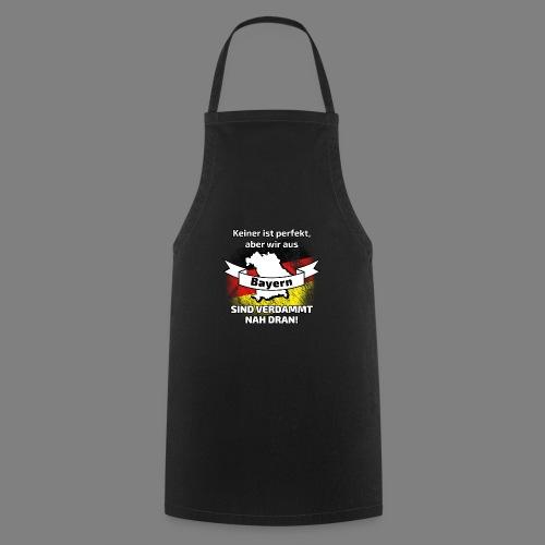 Perfekt Bayern - Kochschürze