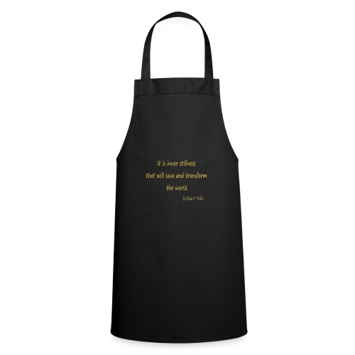 Inner Stillness - Cooking Apron