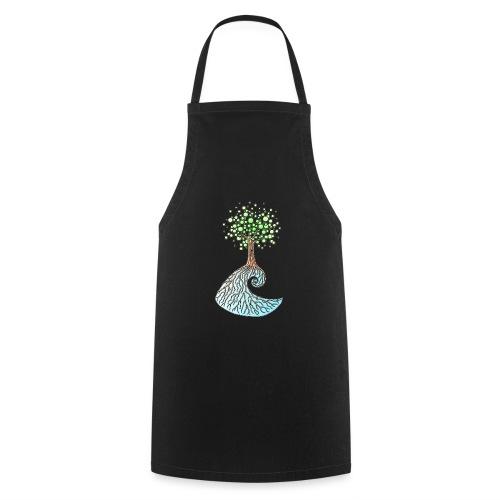Wellenbaum1 - Kochschürze