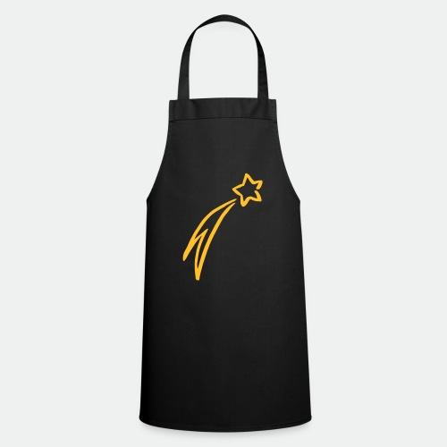 Sternschnuppe drawing - Cooking Apron